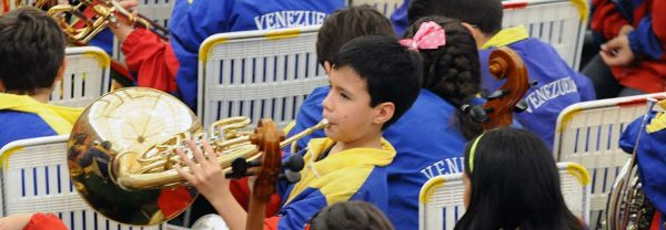 NATIONAL SYSTEM OF YOUTH & INFANT ORCHESTRAS OF VENEZUELA