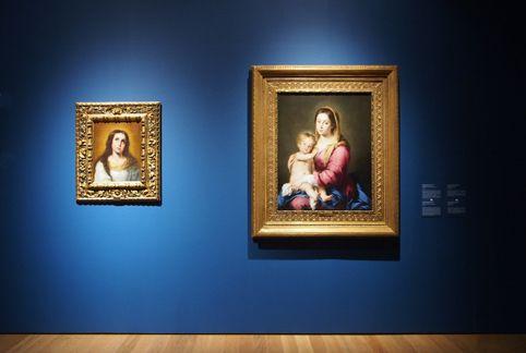 COLECCIÓN MASAVEU: GRANDES MAESTROS DE LA PINTURA ESPAÑOLA <br>Museo Nacional de Arte Antiguo de Lisboa, 2015