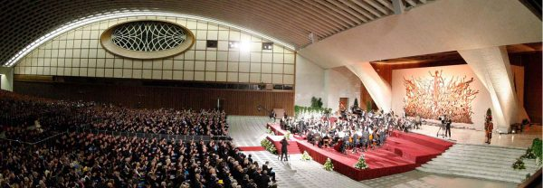 OSPA CONCERT IN THE VATICAN | 2011