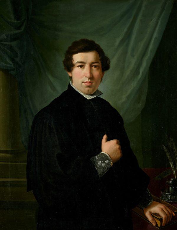 Retrato del Magistrado Buenaventura Colsa