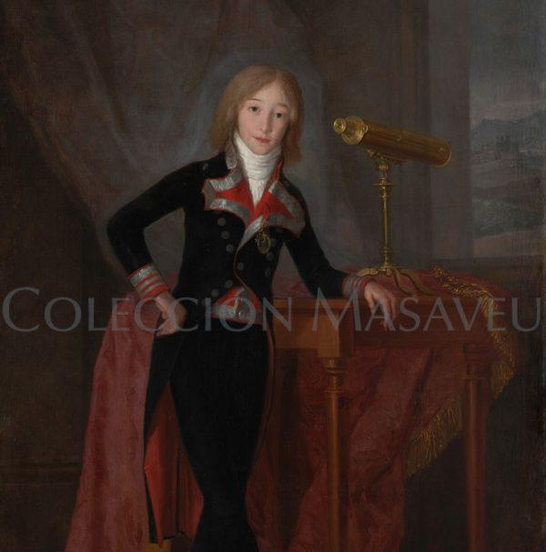 """""""EL DESAFÍO DEL BLANCO. GOYA Y ESTEVE, RETRATISTAS DE LA CASA OSUNA""""<br>Museo Nacional del Prado<br>2017"""