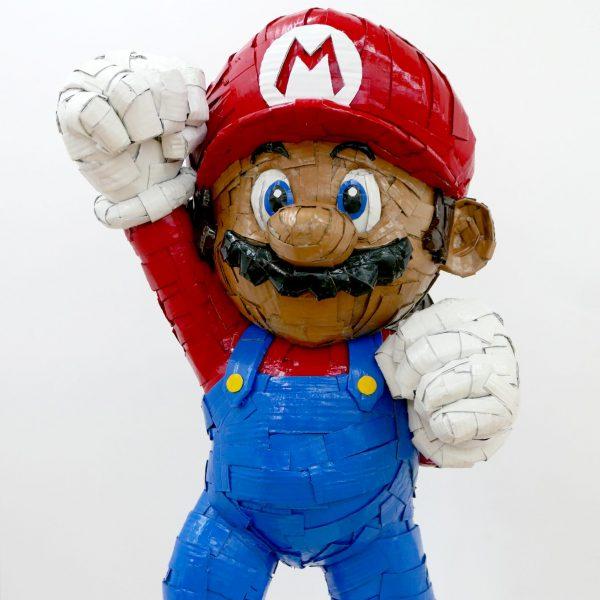 Mario, 2019. 40x87x55 cm. Colección FMCMP